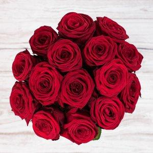Šopek rdečih vrtnic iz sopek.si