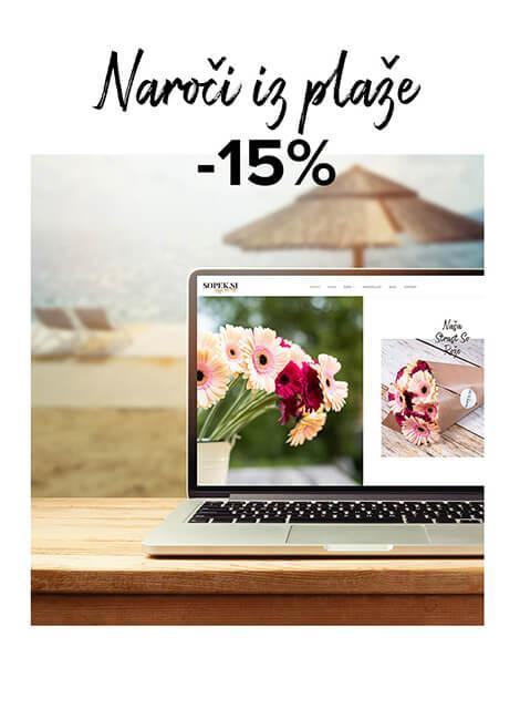 Šopek.si – Kupi mi rože