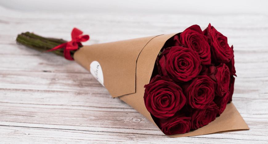 Šopek iz vrtnic