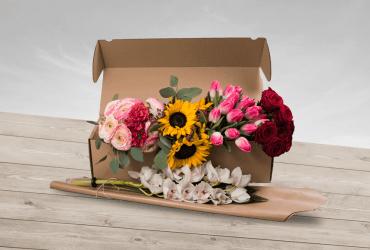 Poskrbimo za dostavo rož