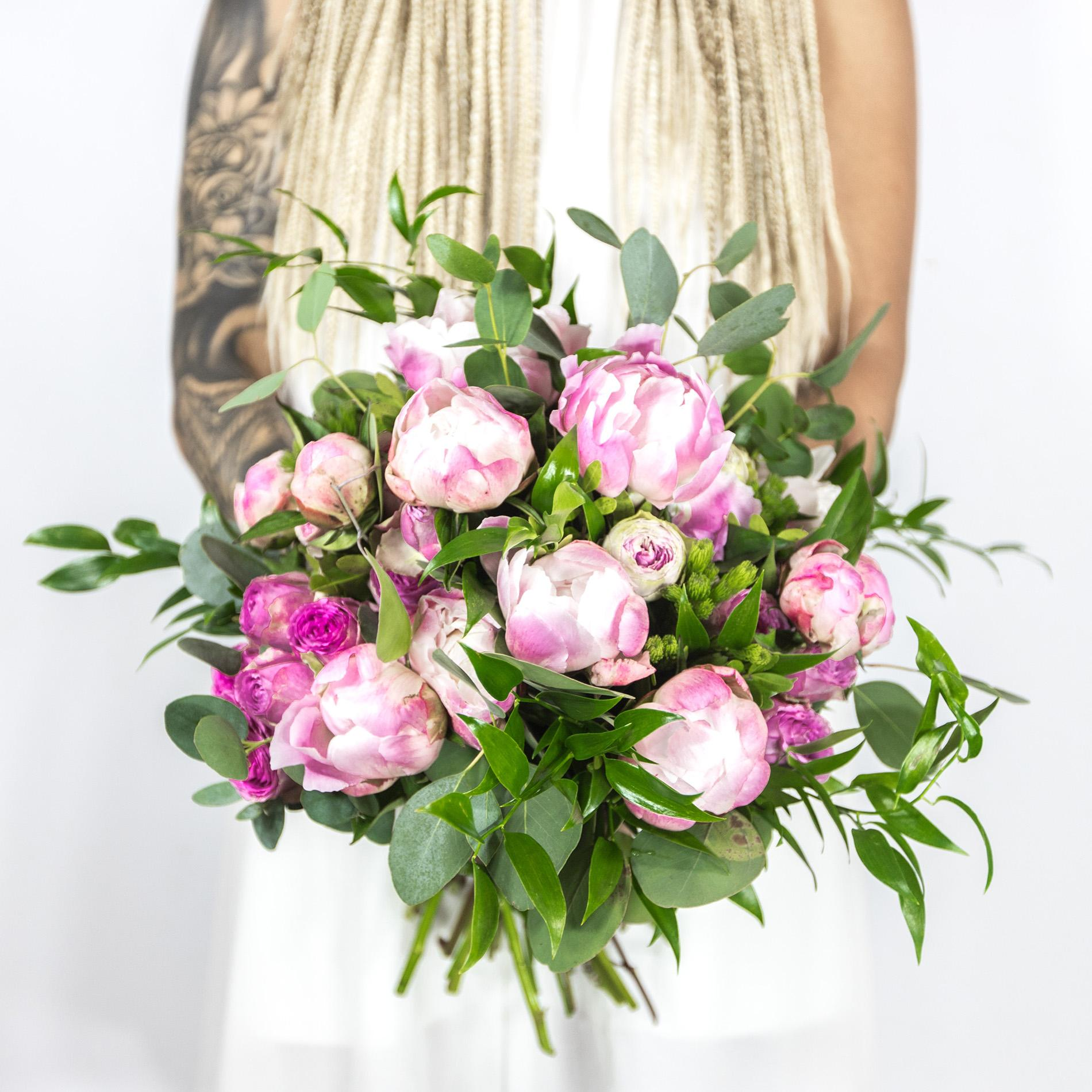 cvetje za poroko